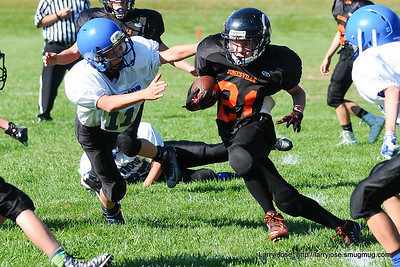 Jonesville vs Springport 7th Grade Football