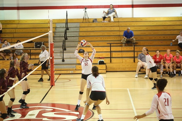 Volleyball: St. John's vs. Ireton