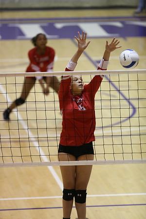 DCSAA Volleyball Championship: St. John's vs. Wilson