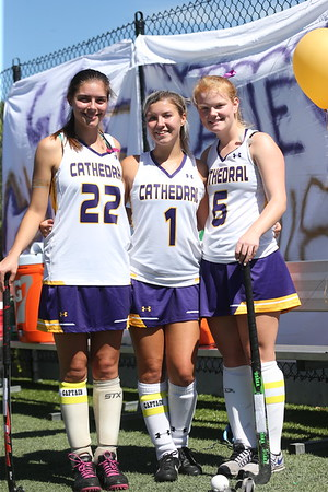 Field Hockey: National Cathedral Homecoming