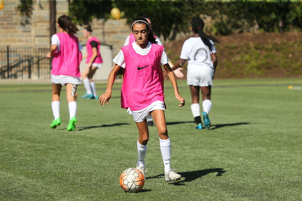 Girls Soccer: National Cathedral vs. Holy Cross