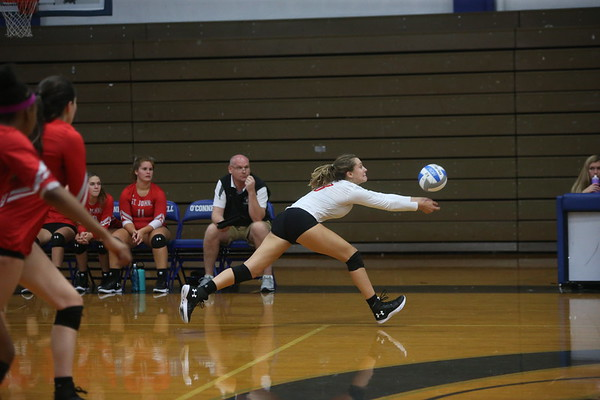 Volleyball: St. John's vs. O'Connell