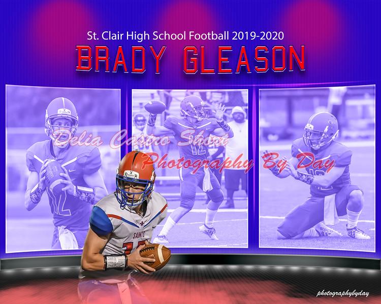 Brady Gleason8x10
