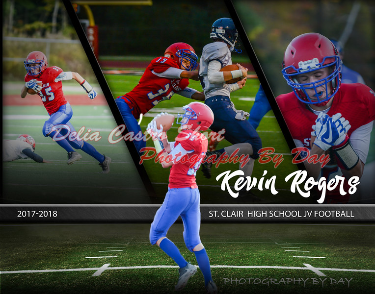Kevin Rogers2017-2018