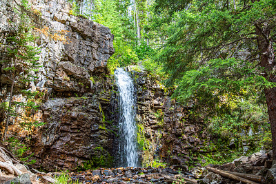 Lower Memorial Falls, Montana MK5D5652