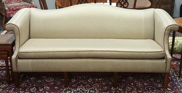 Super clean custom sofa