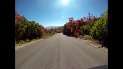 GoPro down to Wasatch Park
