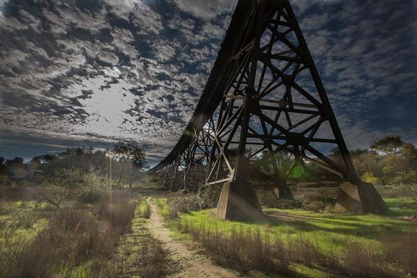 Trestles, Bridges and Train Tracks