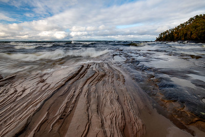 Lake Superior Rages