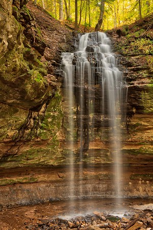 Tannery Falls ~ Munising, Michigan