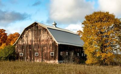 Backroads in Michigan