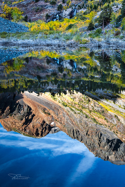 Lundy Canyon, Eastern Sierra