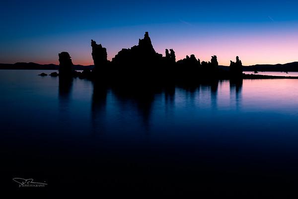 South Mono Lake Tufa/Sunrise