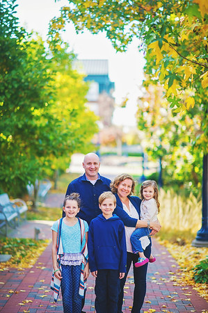 Fall mini session: The Tressler Family