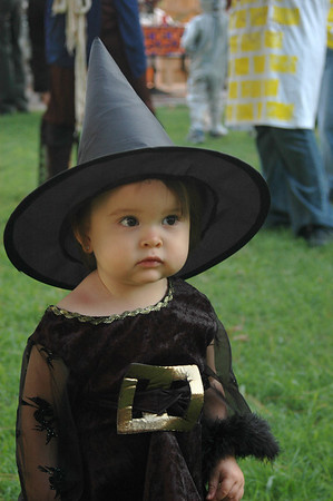 """Maddy-Belle…The """"Littlest Witch"""" at the Party!"""