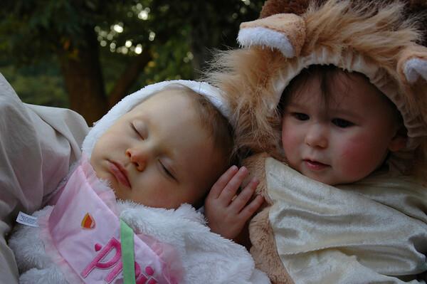 Ella and Aubrey
