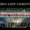 Lady comets