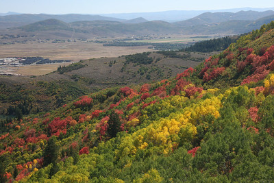 Sept 24th Park City fall colors