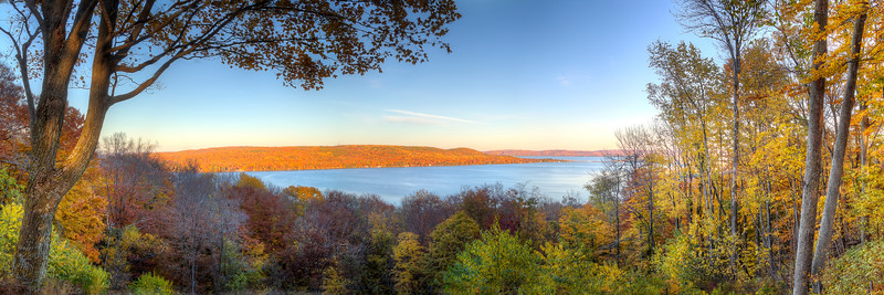 Fall in Sleeping Bear Dunes
