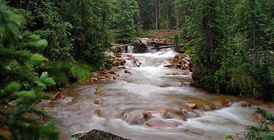 Peru Creek