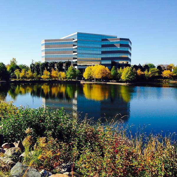 Fall at Centennial Lakes