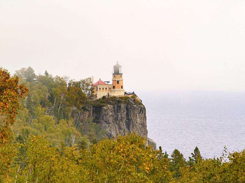 Fall at Split Rock Lighthouse
