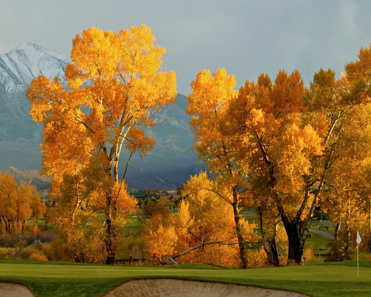 Fall at River Valley Ranch