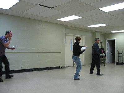 Rehearsal Oct. 11, 2011