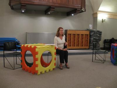 Rehearsal Sept. 19, 2011