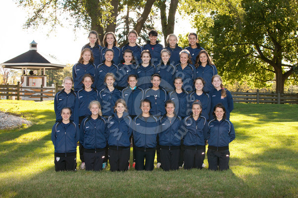 Cross Country 2012 Team Pictures
