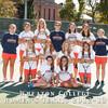 Wheaton College 2012-13 Women's Tennis Team