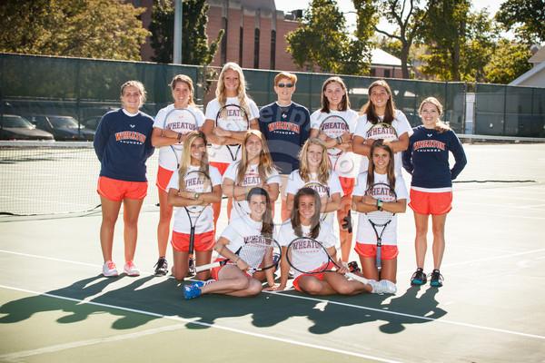 Women's Tennis 2012-13