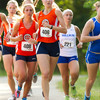 Wheaton College Cross Country at Aurora University Invitational, September 6, 2013