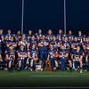 Wheaton College 2013 Football Team Senior Poster Picture