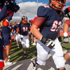 Wheaton College Football vs Luther College (38-16)