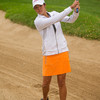 Wheaton College 2013-14 Women's Golf Team Action Photos, Cantigny, September 20, 2013