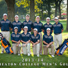Wheaton College 2013-14 Men's Golf Team