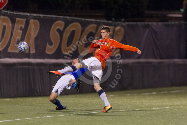 Wheaton College Men's Soccer vs Thomas More College/ NCAA Playoffs, First Round