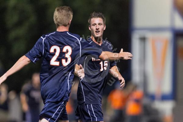 Wheaton College Men's Soccer vs Macalaster