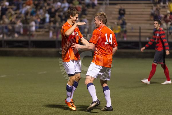 Wheaton College Men's Soccer vs North Central
