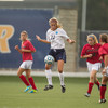 Wheaton College Women's Soccer vs Montclair State (game cancelled due to weather)/ Bob Baptista Invitational