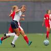 Wheaton College Women's Soccer vs North Central (2-0)