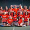 Wheaton College 2015-16 Women's Tennis Team