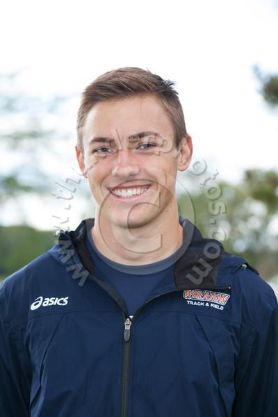 2015 Wheaton College Men's Cross Country Team