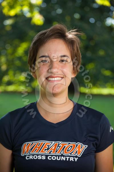 Wheaton College 2015 Women's Cross Country Team