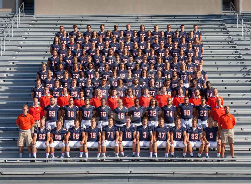 Wheaton College 2015 Football Team