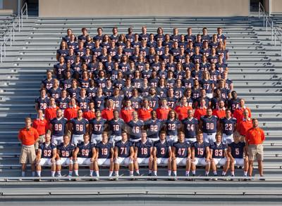 Wheaton College 2015 Football