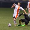 Wheaton College Men's Soccer vs North Park (4-1), October 31, 2015