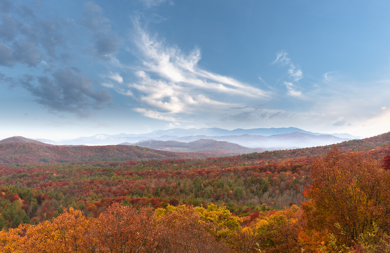 Blue Ridge Valleys