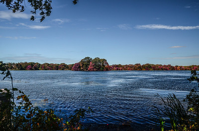 Massapequa Pond Less Blue 10-12-2013-1-5